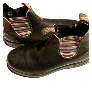 Blundstone 500 dark brown boots 10.5 men's